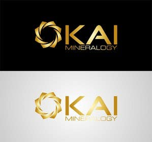 #405 for Logo Design for Kai Mineralogy by trying2w