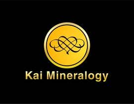 #397 para Logo Design for Kai Mineralogy por OneTeN110