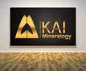Graphic Design Konkurrenceindlæg #270 for Logo Design for Kai Mineralogy