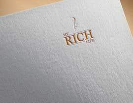 #44 untuk Design a Logo for My RICH Life oleh GRrasel05