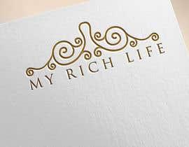 #18 untuk Design a Logo for My RICH Life oleh muhammad194
