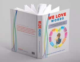 #9 for Book cover for We Love Words by Blue Mountain Writers' Group by shornaa2006