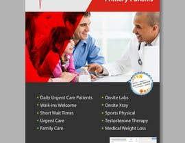 #6 untuk urgent care flyer oleh zrules
