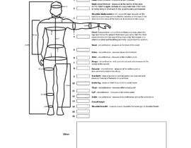 #107 para Recreate this image to a vector format and text por mrssa4911