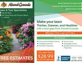 #12 for Design a print ad for a lawn care business af wricksarya