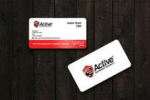 Graphic Design Contest Entry #104 for Business Card Design for Active Network Security.com