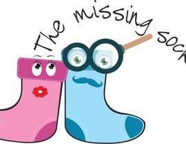 #13 untuk Design a Logo for The Missing Sock.ie oleh elafisou
