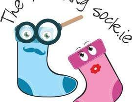 #14 untuk Design a Logo for The Missing Sock.ie oleh elafisou