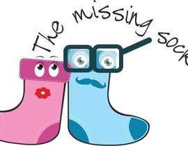#15 untuk Design a Logo for The Missing Sock.ie oleh elafisou