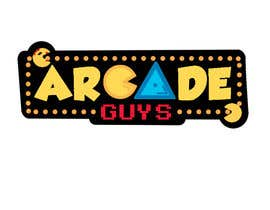 nº 167 pour Logo Design for Arcade Guys par UpMedia