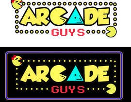 nº 168 pour Logo Design for Arcade Guys par UpMedia