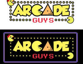 nº 171 pour Logo Design for Arcade Guys par UpMedia