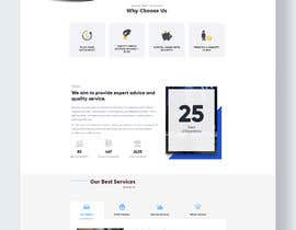 #83 for WebSite for Online Insurance Company af FirstCreative