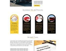 #45 for WebSite for Online Insurance Company af Dineshaps
