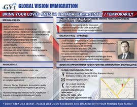 #11 cho Design a Flyer for immigration firm bởi todtodoroff
