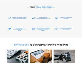 #15 for ReDesign a landing page by moshiurice