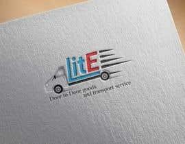 #18 for Logo for Door to Door goods transport service called LitE by golammostofa6462