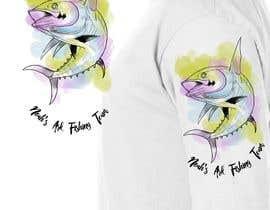 #14 para Design a Pro Fishing Team Shirt por Llianew
