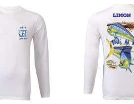 #10 para Design a Pro Fishing Team Shirt por aluna087