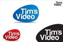 Graphic Design Kilpailutyö #508 kilpailuun Logo design for Tim's Video