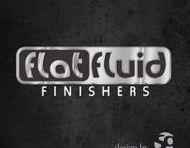 #10 untuk Design a Logo for Flat Fluid Finishes oleh sesterhuizen