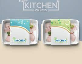 #18 untuk Packaging Design for Meal Prep Containers oleh freestephanee6