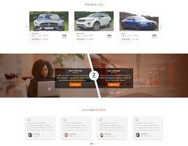 #79 for Design a peer-to-peer car rental marketplace website by ZephyrStudio