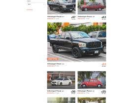 #31 cho Design a peer-to-peer car rental marketplace website bởi Yule4ka5555