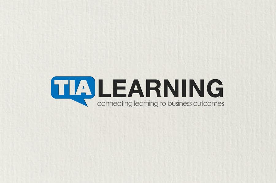 #72 for Logo Design for TIA Learning by IzzDesigner