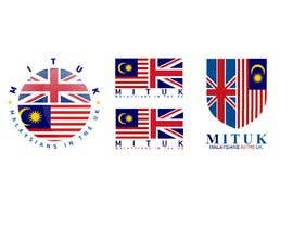 #30 for I need a logo design for my Facebook group - Malaysians in the UK af iOsamaMuhammed