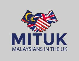 #55 for I need a logo design for my Facebook group - Malaysians in the UK af masudrana95
