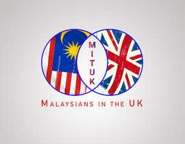 #70 for I need a logo design for my Facebook group - Malaysians in the UK af eemamhhasan