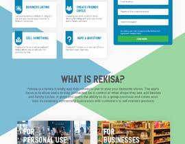 #8 untuk Redesign website homepage oleh vivekdaneapen