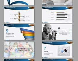 #14 para Design a Powerpoint template por areverence
