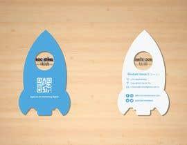 Nro 169 kilpailuun business card design for a digital marketing company! käyttäjältä LimLim96