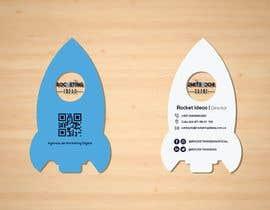 Nro 181 kilpailuun business card design for a digital marketing company! käyttäjältä LimLim96