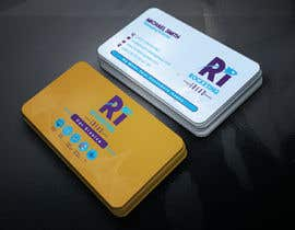 Nro 163 kilpailuun business card design for a digital marketing company! käyttäjältä Designersrabonti