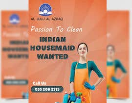 #10 untuk Advertisement for FB to hire Indian Housemaid oleh saifulisaif22