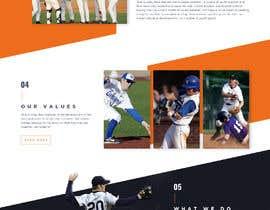 #36 για Simple wix.com sports-oriented not-for-profit website από saidesigner87
