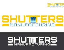 nº 53 pour New Logo for shutters company par umamaheswararao3