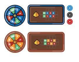 RomanZab tarafından Design a small Roulette table and wheel için no 13