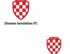 #4 para the name 'Dinamo Insulation ' was inspired from my favourite football team Dinamo Zagreb from Croatia. Something basic and easy to work with that has a touch of Croatia coat of arms checkers would be nice but anything will be considered. por Irfan80Munawar