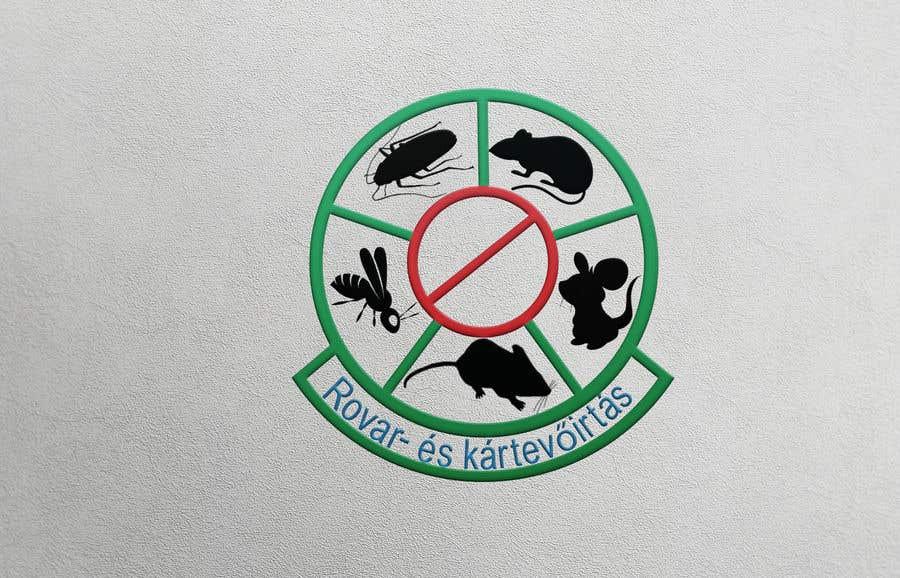Penyertaan Peraduan #10 untuk Design a Logo for a Pest Control Company