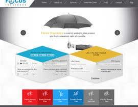 #58 cho Design a Website Mockup for an insurance broking company bởi Reflexlogic