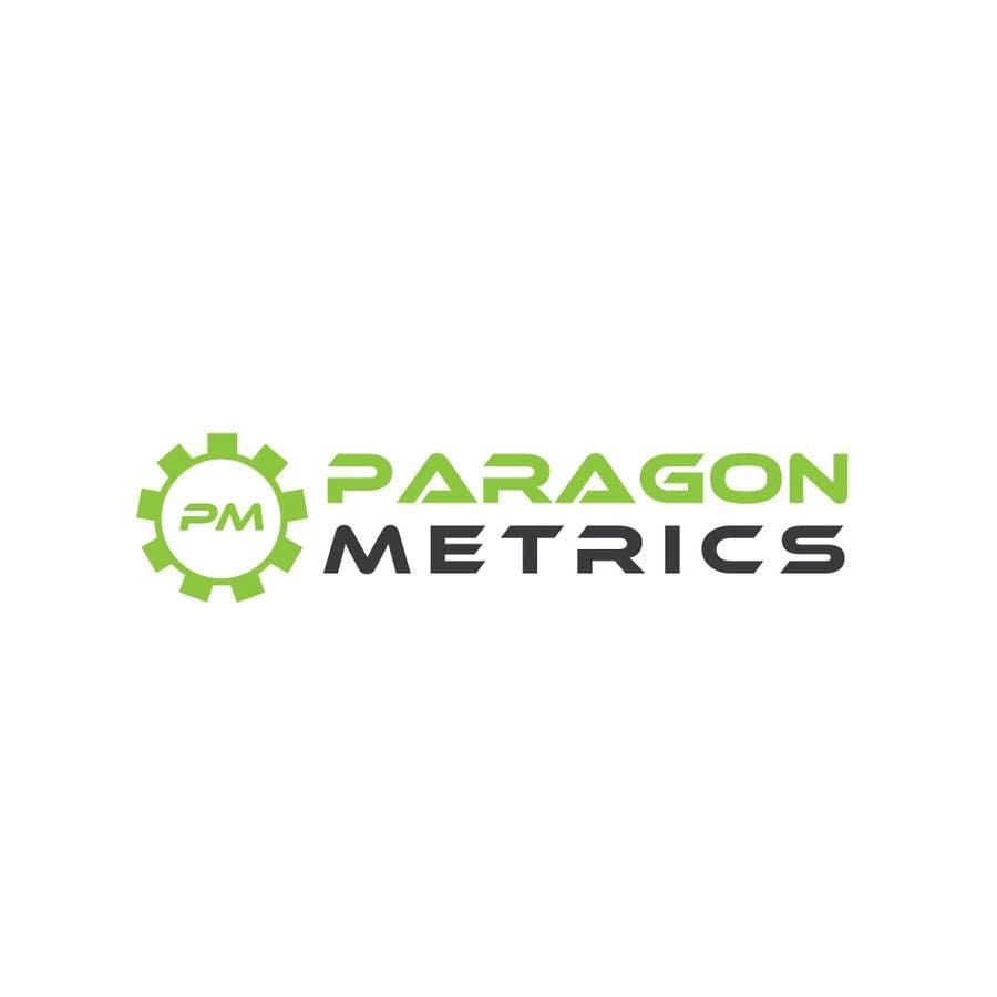 Inscrição nº                                         78                                      do Concurso para                                         Design a Logo for Paragon Metrics