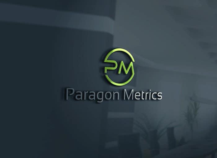 Inscrição nº                                         25                                      do Concurso para                                         Design a Logo for Paragon Metrics