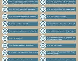 Nro 3 kilpailuun One page checklist design käyttäjältä hoaxer011