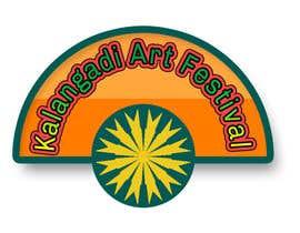 #11 para Design a Logo for an ART Festival in India por vw7545612vw