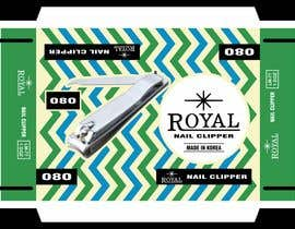 #15 for Re-design the box of the nail clippers by okadauto