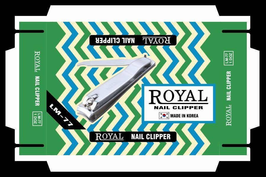 Contest Entry #45 for Re-design the box of the nail clippers